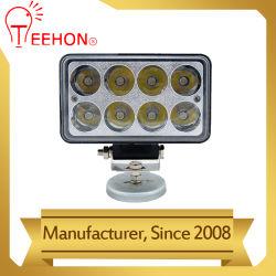 Couleur Ambre Commutable blanc 24W Voiture projecteur à LED lampe de poche étanche