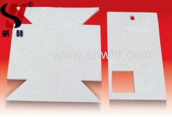 Formulario vacío formas de productos de fibra cerámica de los productos de fibra cerámica