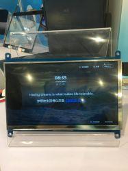 9.1 Pulgadas de pantalla táctil capacitiva de proyecto Cutomized Fpr GPS de coche Nagivation utilizando