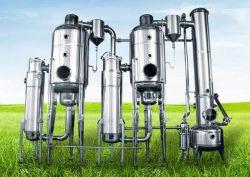 Concentrador de duplo efeito contínuo de aço inoxidável
