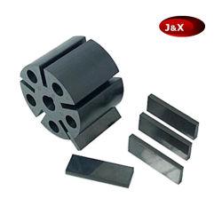 precio de fábrica de paletas de grafito dimensionalmente establelos rotores de carbono