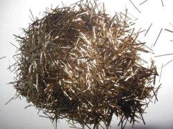 الخيوط الليفية البازلتية المصنوعة من الألياف المقطّعة المستخدمة في صناعة الإسمنت