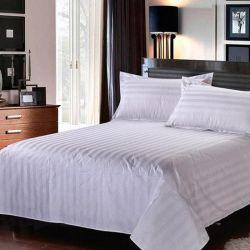 Hotel roupas de cama de algodão Algodão Poly folha plana Lençol