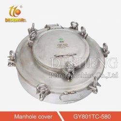 스테인리스 스틸 연료 탱커 맨홀 커버