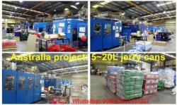 PC 15L/20L Plastikflaschen-Schlag-formenmaschinen-/Oil-Trommel-Blasformverfahren-Maschine