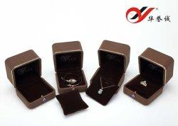 Custom ожерелье браслет кольцо смотреть украшения упаковки бархата подарочной упаковки украшения в салоне