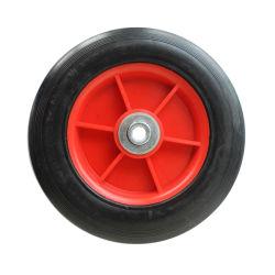 Высокое качество колеса из твердого каучука с разделами 400-8, 350-8, 300-4, 500-10