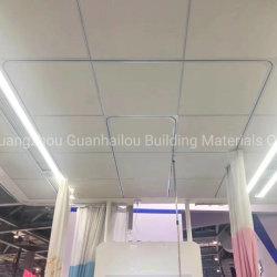 De Tegels van het Plafond van het Net van het Gips van Anitbacterial voor het Ziekenhuis