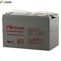 ポンプ、UPSのための中国SMFのゲルVRLA電池12V 90ah