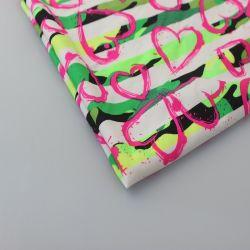 Alla moda del tessuto dello Spandex del nylon 13% di 87% stampato per il Beachwear degli uomini