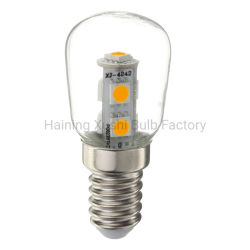 St26 E12 E14 LEDの電球1W 3W LEDのトウモロコシの蝋燭のゆとり冷却装置球根