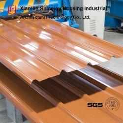 鋼鉄建物のための屋根および壁シート(PPGI)