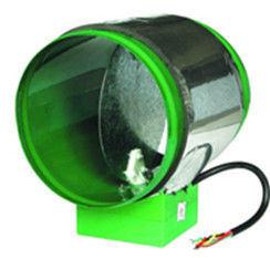 Contrôle du volume des amortisseurs de la zone motorisé pour la Zone de chauffage du conduit d'amortisseurs,