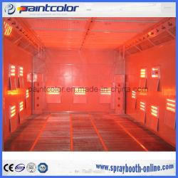 Cabine de Spray de infravermelhos China cabina de pintura com tinta de infravermelho do sistema de cura de alta categoria Qualidade de fabricante profissional Paintcolor