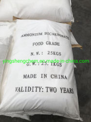 Ammonium Bicarbonate/1066-33-7/Food grade/Nh4hco3/213-911-5