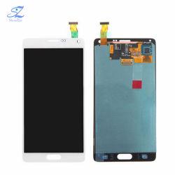 شاشة LCD تعمل باللمس للهاتف المحمول لـ Samsung Note4 ملاحظة 4 Galaxy N9100 N9108 V