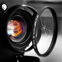 Châssis ultra mince colorés Filtre UV pour la protection de lentille de caméra