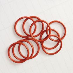 Excellent rouge de la chaleur de compression de joint torique en silicone résistant