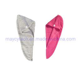 Microfiber großes Soem-schnelles trockenes Stirnband/Haar-Turban-Tuch, leichter kalter abkühlender Sport/Golf/Yoga-Tuch