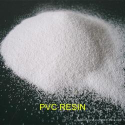 エチレンPVC管またはフィルム/FittingsのためのプロセスPVC樹脂Sg5 K67