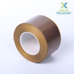 Haute qualité résistant à la chaleur de bandes en Fibre de verre recouvert de PTFE