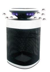 팬을%s 가진 LED 모기 살인자 곤충 함정을 흡입는 USB