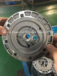 Moulage de fonte ductile d'usinage CNC pour les pièces automobiles de roue de la poulie