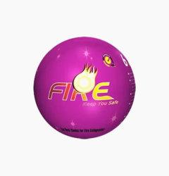 携帯用ABCの乾燥した粉の消火活動の球の消火器の球