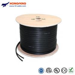 Rg59 коаксиального кабеля питания камеры CCTV видео кабель