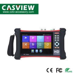 """Video Ipc+Analog+Ahd+Cvi+Tvi+SDI+HDMI dello schermo di tocco del tester 7 della macchina fotografica del CCTV """" nel tester 8MP di esplorazione del ftp server /IP di Onvif Ahd/Tvi/Cvi 1080P/PTZ/Poe/WiFi/"""