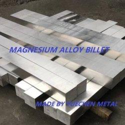 Forjó Zk60 aleación de magnesio Billet Zk60una varilla de aleación de magnesio Zk60A-T5 de la placa de aleación de magnesio Zk60A-F de la barra de aleación de magnesio Zk60A-T6 de bloque de Disco de cubo de la placa de magnesio