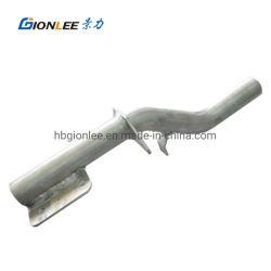 La coutume de pièces en tôle en alliage aluminium Traitement de soudage