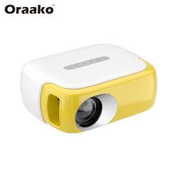 Heißer verkaufender entzückendes nettes Geschenk-intelligenter Kind-Raum LCD-Typ Projektor des Film-Kauf USB-mini androider video Ausgangsled