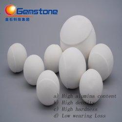 Venda Direta de fábrica de cerâmica de alta alumina para esferas de moagem de cimento Cerâmica Indústria de Mineração