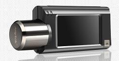 2.5inch HD IPS Filter-Analysen-Auto Dashcam des Bildschirm-6g mehrschichtiges