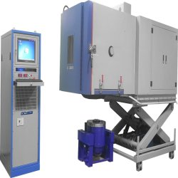 Schwingung-Prüfungs-Raum der Feuchtigkeits-drei kompletter (Kasten der konstanten Temperatur)