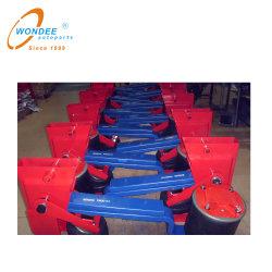 Прицеп с пневматической подвеской и деталей с пневматической подвеской компоновщик воздуха