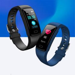 Populaire Y9 moniteur de fréquence cardiaque de gros Podomètre Sports Bracelet Bracelet à puce multifonctions