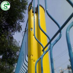 Rete fissa della rete metallica di sicurezza 3D del rifornimento della fabbrica bella