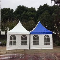 Parti de loisirs de plein air Deluxe pagode tente pour partie de l'événement
