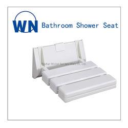 샤워를 위한 초로 플라스틱 샤워 의자 시트를 위한 알루미늄 경량 목욕 의자
