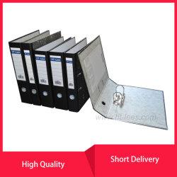 Levier de papier en marbre de papeterie de bureau Arch dossier du fichier de clip