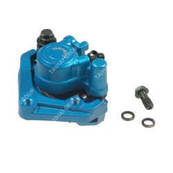 Yamamoto Motorcycle Accessories Blue Disc Brake Pump (مضخة الفرامل القرصية الزرقاء) تحت مجموعة Caliper/Caliper (مجموعة الماس مضخة الفرامل YAMAHA Zy125 K140