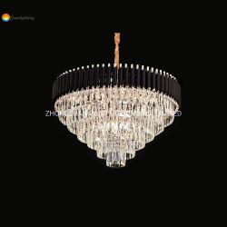 Haut de page K9 lustre en cristal Luminaire lustre post-moderne américain