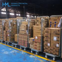 Huameilong die de Middelgrote Kar van de Container van het Broodje van de Prijs van de Fabriek van de Plicht Directe vouwen