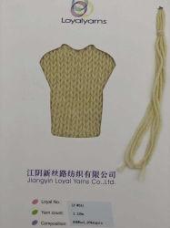 고품질 싼 가격 Ly W041를 가진 온난한 연약한 모직 Angora 직물 털실