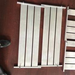 Transferencia de calor de aluminio de la placa de refrigeración de agua
