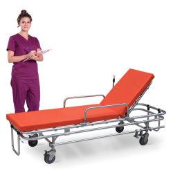 Skb039 (A) paciente plegable de aleación de aluminio camilla carro ambulancia conveniente