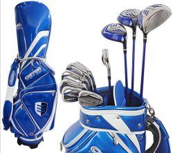 Golfclub-Golf-Beutel-stellte PrimärzwischenGolfclub-Golfclub-Zoll, kompletter Golfclub für Männer, erstklassiger Golfclub-gesetztes Golf ein