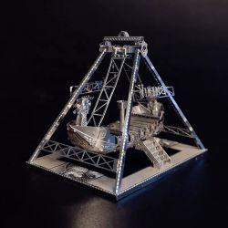 Mayorista de Mini Rompecabezas Rompecabezas rompecabezas de metal 3D
